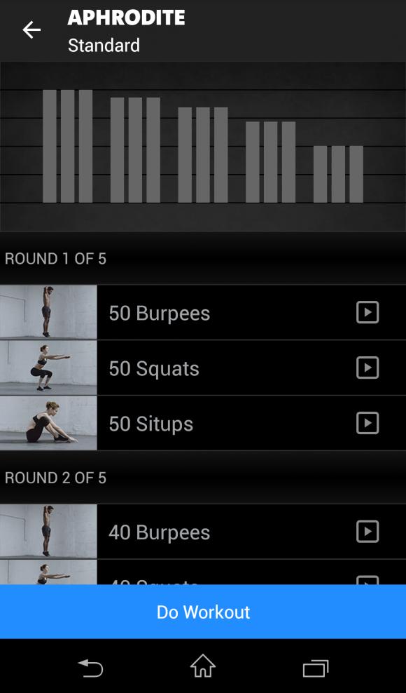 Do workout