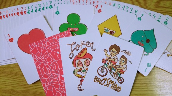 Brosmindカード