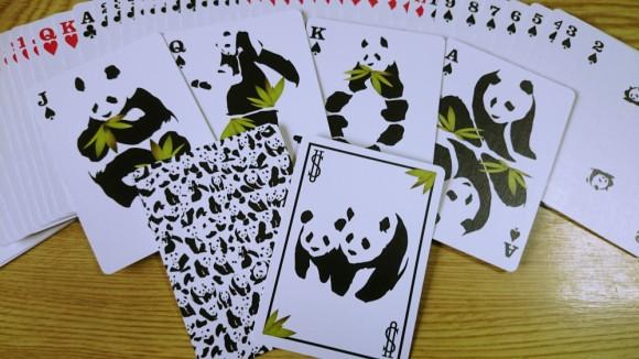 Pandaのカード